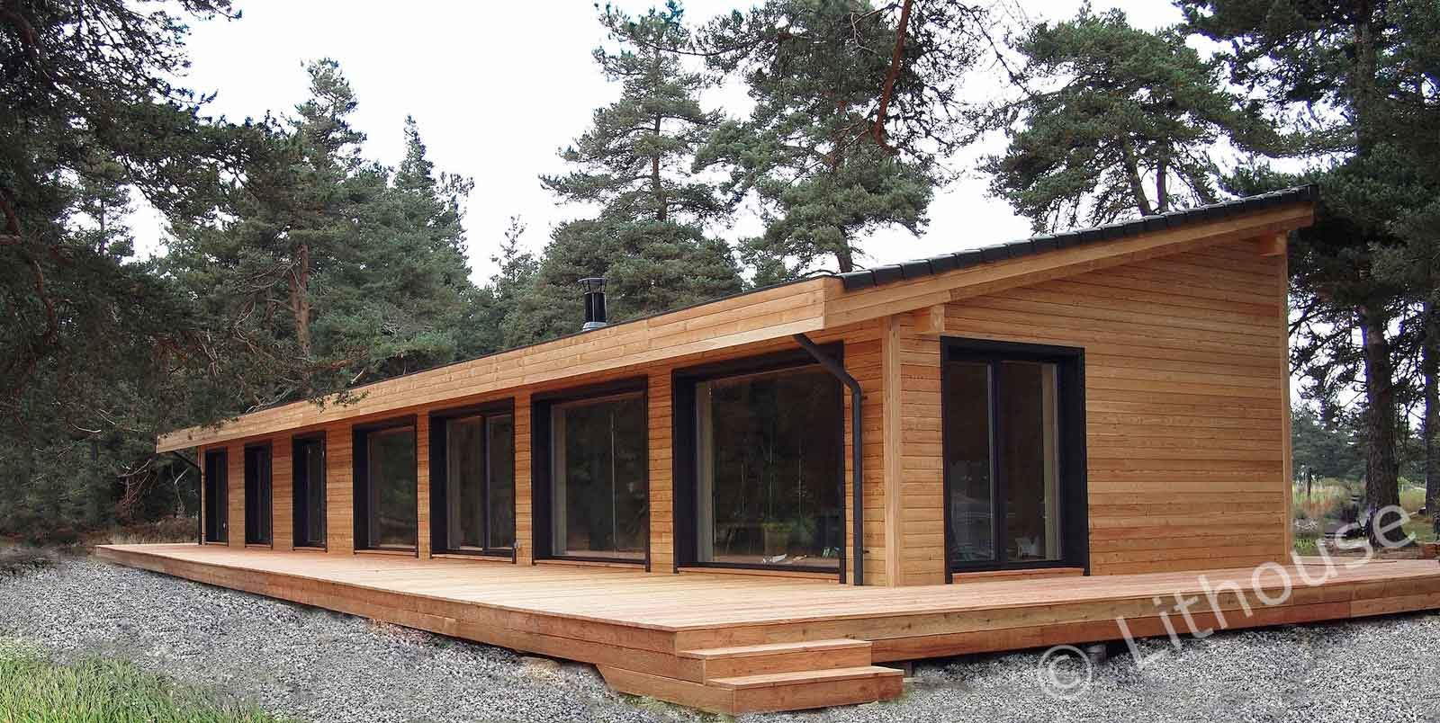 Everything you need to know about wooden houses for When building a new home what to know